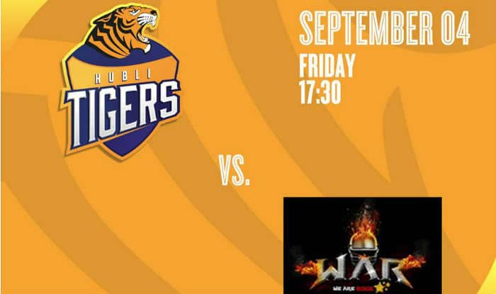 Hubli Tigers vs Rockstars, KPL 15 Match 4 Free Cricket Live Streaming on Sony LIV