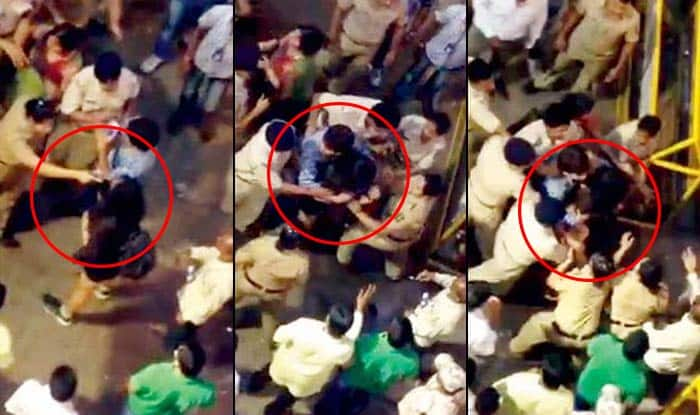 Lalbaugcha Raja incident: Two female constables suspended for assaulting young girl Nandani