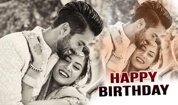 Shahid Kapoor wishes Mira Rajput happy birthday with an adorable Instagram post