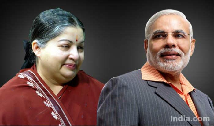 J Jayalalithaa urges Prime Minister Narendra Modi to act on Tamil Nadu resolution on Sri Lanka