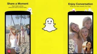 Love is What Binds Friends And Keep Them Overwhelmed on Snapchat in India