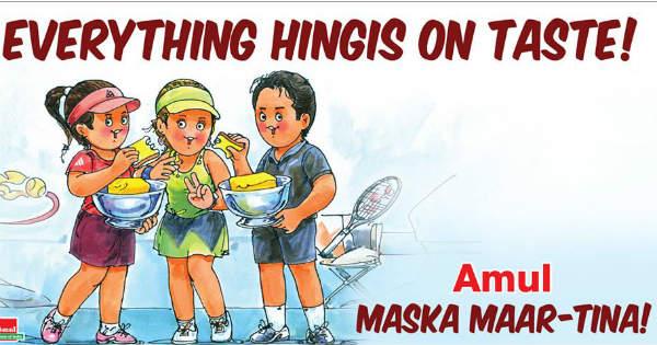 Sania Mirza, Leander Paes' partner Martina Hingis hailed by Amul