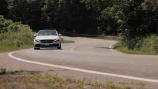 Mercedes hit-and-run: video of accident surfaces