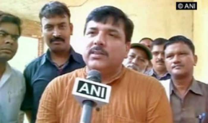Somnath Bharti should surrender before court, says Sanjay Singh