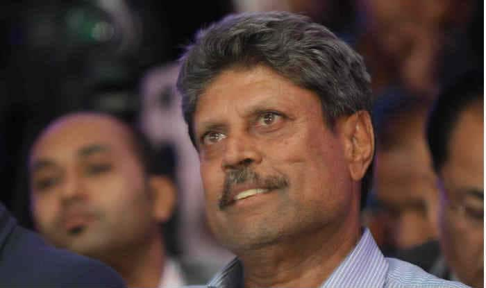 Kapil Dev tied first at Indian Golf Union All India Senior Championship