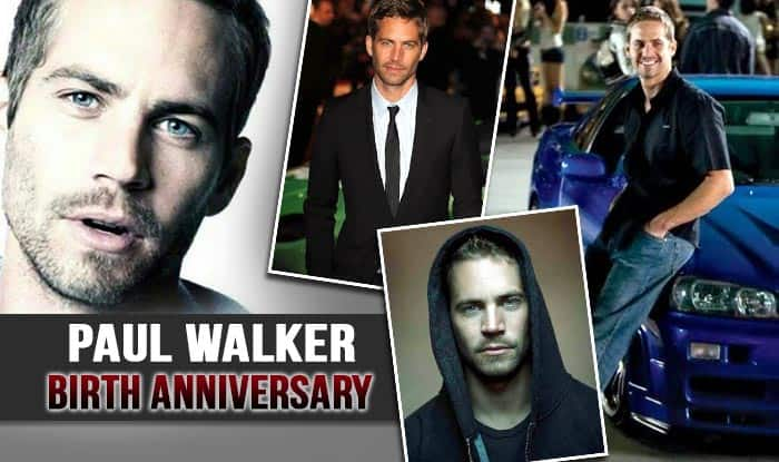 Paul Walker Birth Anniversary: The Fast & Furious star still lives in our memories