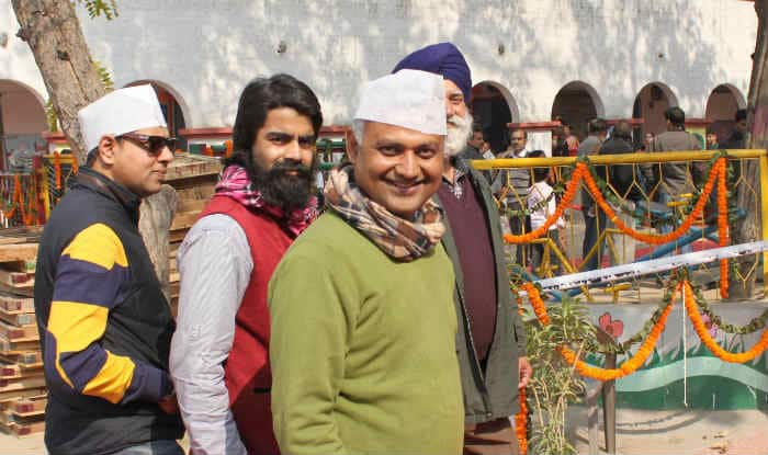 Somnath Bharti says My wife being misused for political ends