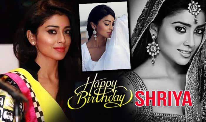 Shriya Saran Birthday: The Drishyam beauty turns a year older