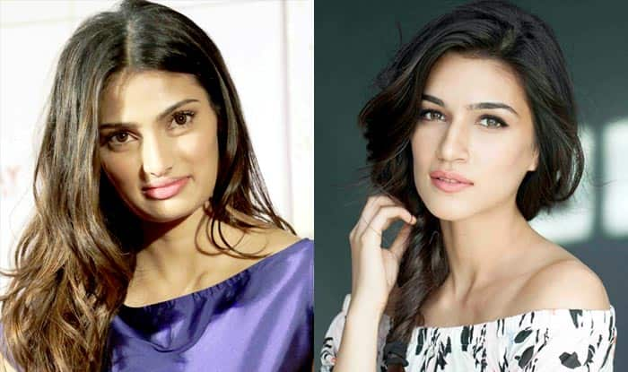 Athiya Shetty Vs Kriti Sanon: Who is sexier and more fabulous?