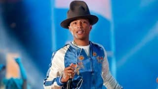 Pharrell Williams launches book donation campaign