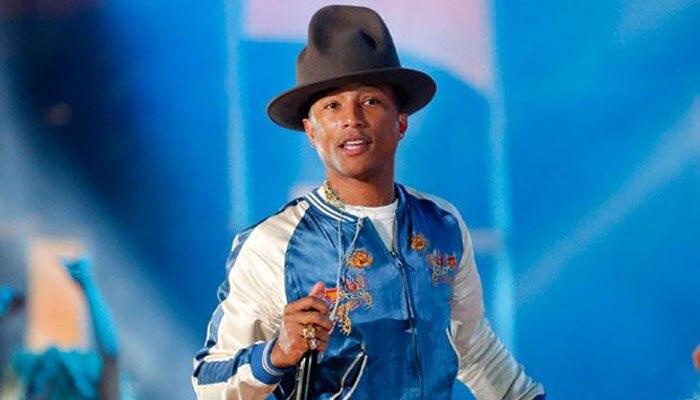 Pharrell Williams launches book donation campaign