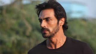 Arjun Rampal in 'rock on' mode