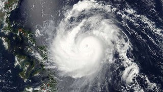 Over 13 Killed, Six Others Missing as Typhoon Phanfone Hits Philippines