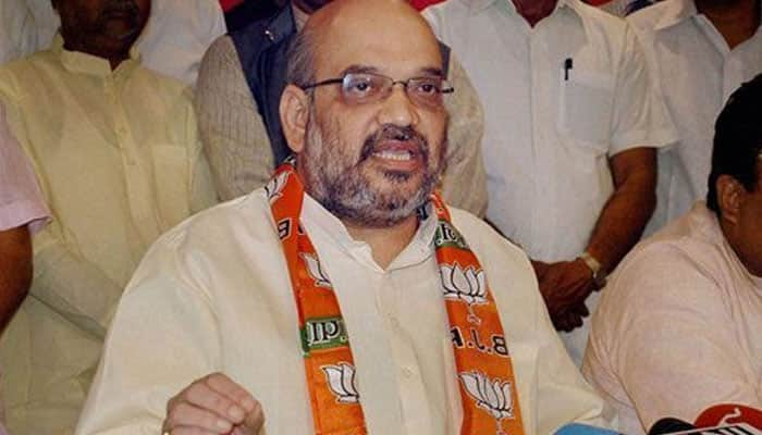 Amit Shah vows to make Kerala Congress and Communist free