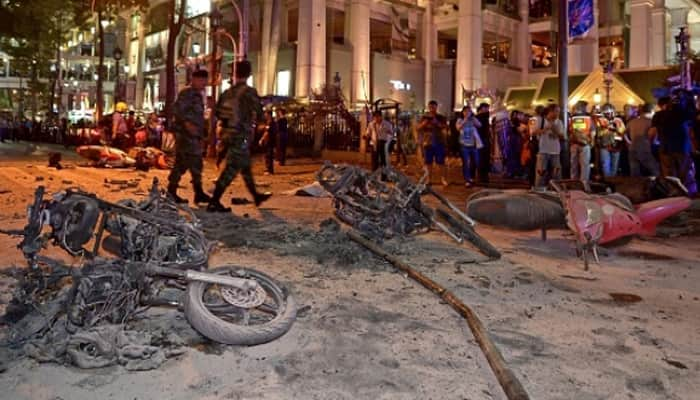 8 arrested in Malaysia for questioning on Thailand blast