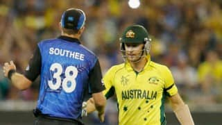 पहला एकदिवसीय : आस्ट्रेलिया ने इंग्लैंड को 59 रनों से हराया