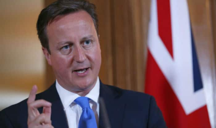 Prime Minister David Cameron: Britain to take up to 20,000 refugees by 2020