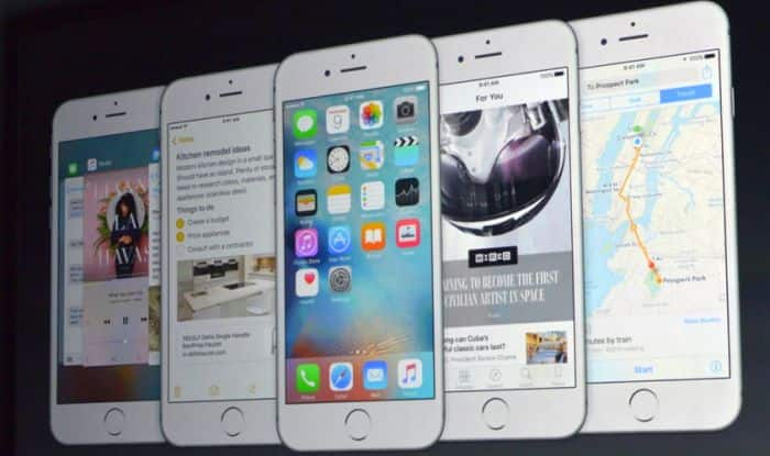 Here's everything you need to know about the iPhone 6S launch!