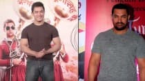 Aamir Khan's body transformation for Dangal: Before and After! (Video)