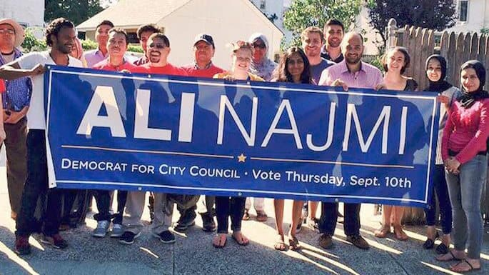 The New York Times Endorses South Asian-American NYC Council Candidate Ali Najmi
