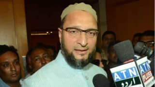 Man killed for eating beef: Asaduddin Owaisi accuses RSS of attempting to turn India into Hindu Rashtra