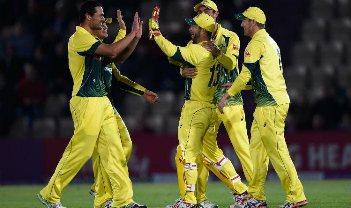Matthew Wade's leads Australia to 59-run win over England in 1st ODI