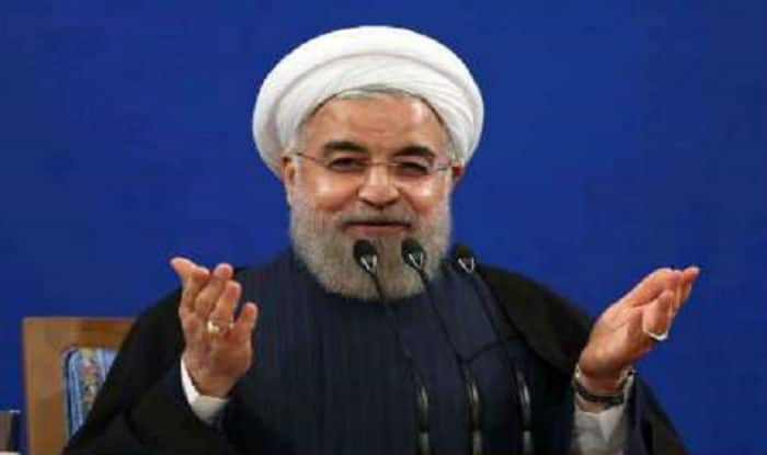 Iran's President Hassan Rouhani says Syrian regime must not be weakened