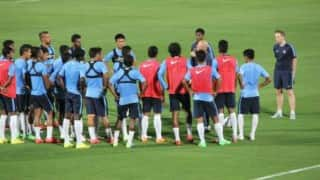 India vs Iran 2018 FIFA World Cup Qualifier Football: Watch Free Live Streaming of IND vs IRN football match on livsports.in