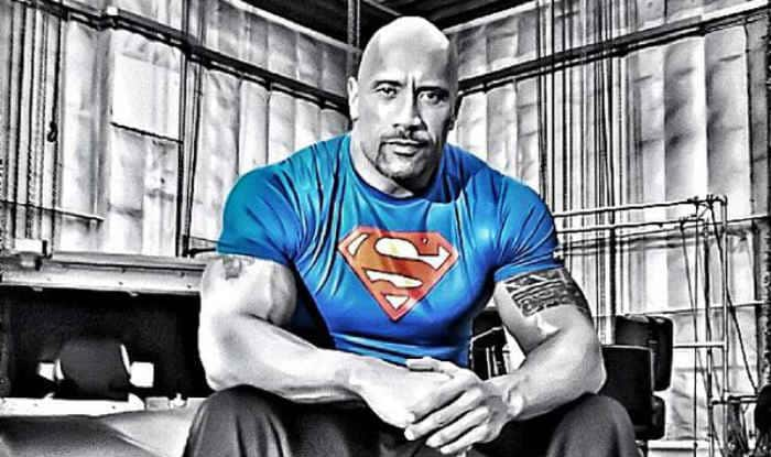 Does Dwayne Johnson want Superman to appear in 'Shazam'?