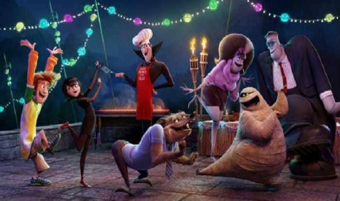Hotel Transylvania 2 tops North American box office