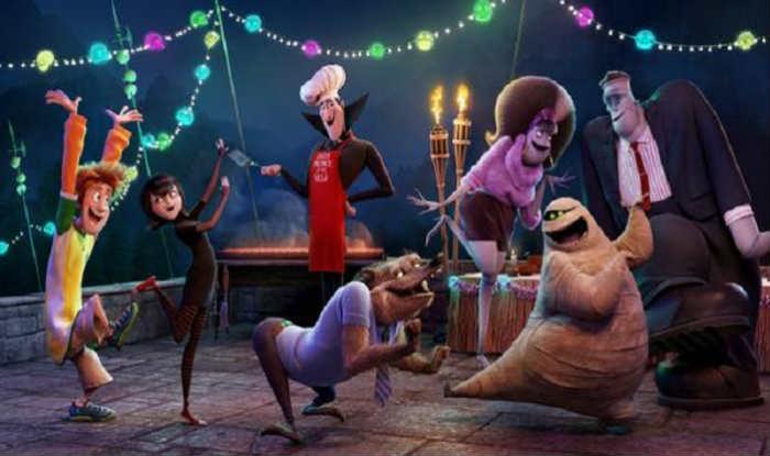 Hotel Transylvania 2 tops North American box office