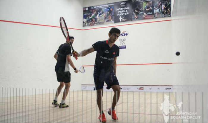 JSW Indian squash Circuit 2015: Saurav Ghosal wins Kolkata International