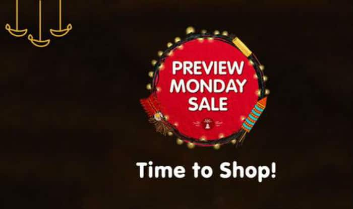 Snapdeal Preview Monday Sale: Up to 70% discount on mobiles, gadgets & clothes
