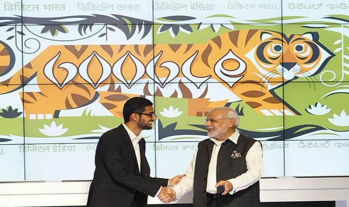 Google to set up Wi-Fi at 400 Indian railway stations in India
