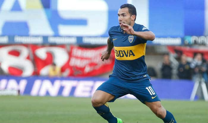 Carlos Tevez escapes sanction after injurying rival player