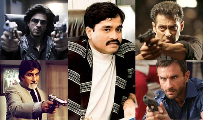 Amitabh Bachchan, Salman, Shah Rukh & Saif Ali Khan kill Dawood Ibrahim. Sadly in just a spoof video