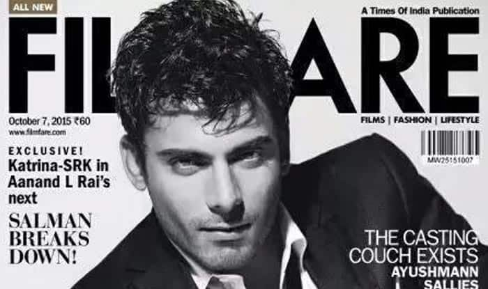 Hotness Overload! Fawad Khan sizzles on Filmfare cover in his usual sexy avatar