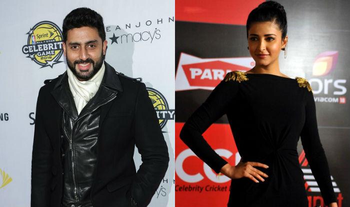Shruti Haasan to star opposite Abhishek Bachchan in Hera Pheri 3?