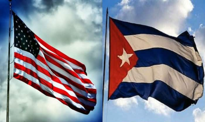 US and Cuban officials meet to set priorities for future talks