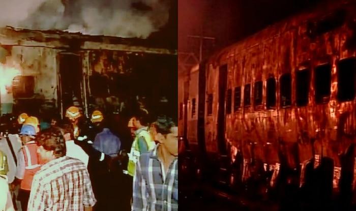 Fire breaks out at car-shed in Mumbai; 8 bogies of Bandra-Dehradun and Bandra-Velankanni express damaged