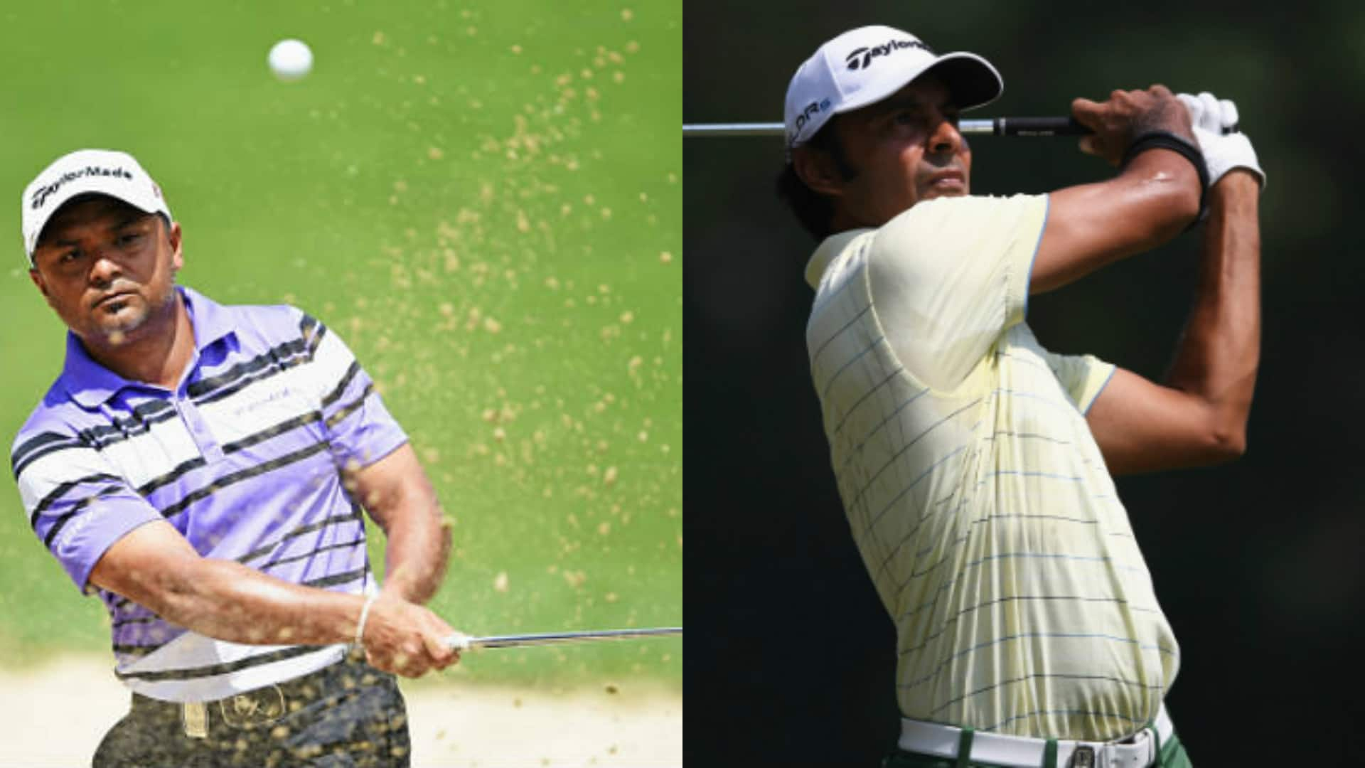 Jyoti Randhawa and Rahil Gangjee make cut at Russian Open