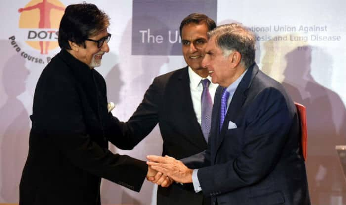Image result for ratan tata amitabh