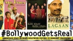 Greenpeace designs Bollywood posters for campaigns
