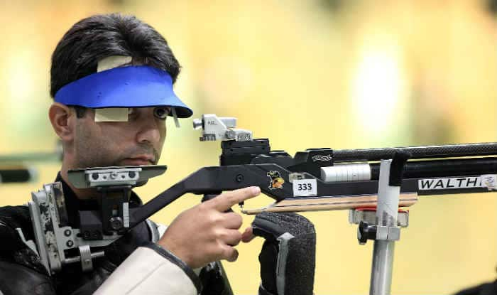 Asian Air Gun Championship: Abhinav Bindra wins gold