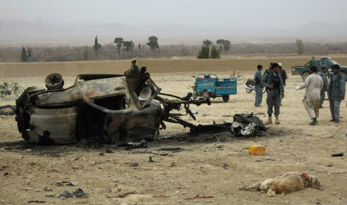 Suicide bomb blast kills 9, injures 33 during a cricket match in Afghanistan