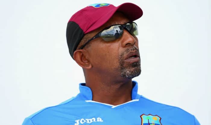 Phil Simmons suspended as West Indies head coach