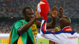 Bolt's foundation joins forces with IAAF programme