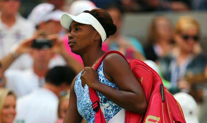 Venus Williams named US Open Sportsmanship Award winner