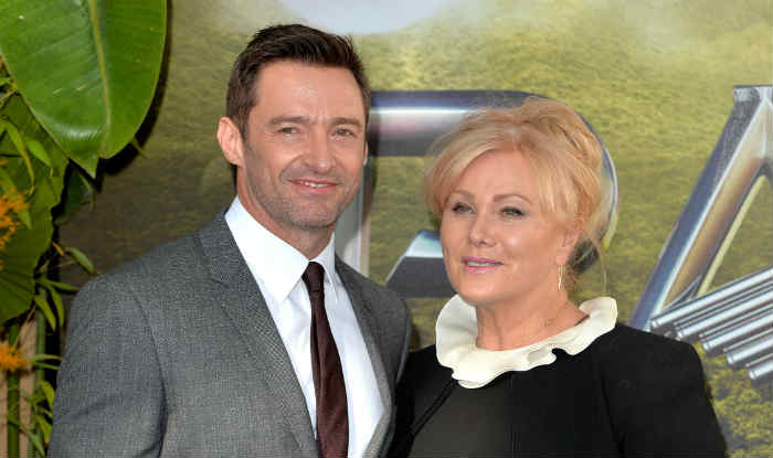 Hugh Jackman's Blackbeard role in Pan helped spice things up with wife