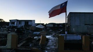 Chile Earthquake: First tsunami waves strikes in Coquimbo